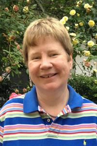 Anne Pfeiffer, stellvertretende Vorsitzende
